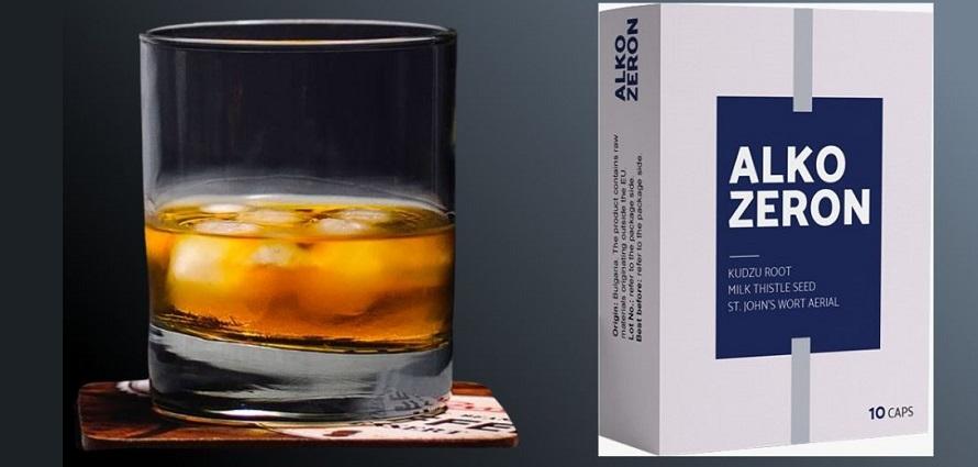 AlkoZeron - Natürliche Inhaltsstoffe, keine Nebenwirkungen