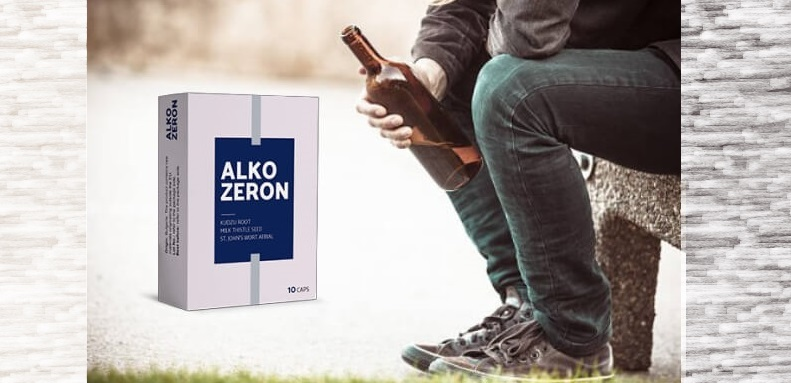 AlkoZeron - wo kaufen? Wie viel kostet es? Wie bewerbe ich mich?