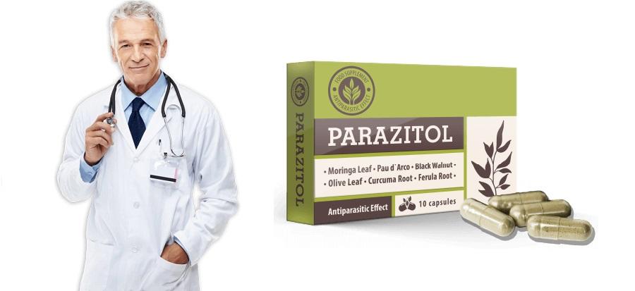 Empfehlen Benutzer die Ergänzung Parazitol?