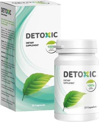 Sind Nahrungsergänzungsmittel wirklich wirksam Detoxic?