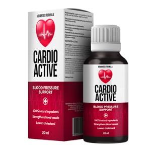 Befreien Sie sich von Schmerzen in den Gelenken durch Cardio Active
