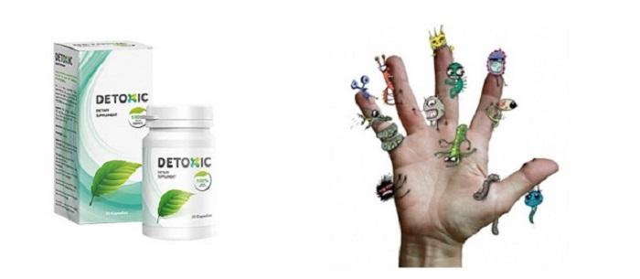 Empfehlen Benutzer die Ergänzung Detoxic?