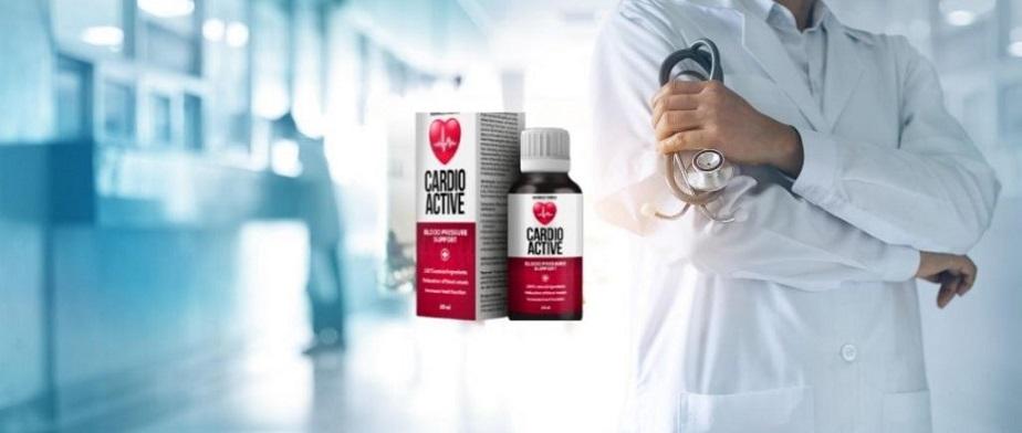 Cardio Active - Natürliche Inhaltsstoffe, keine Nebenwirkungen