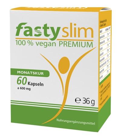 Was ist FastySlim? Zusammensetzung des Produktes?