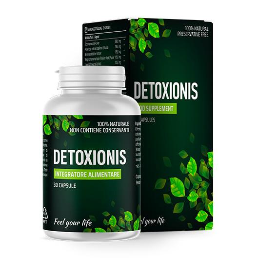 Operation durch Forschung bestätigt Detoxionis.