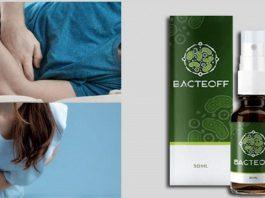 Bacteoff - Preis, Ergebnisse der Anwendung, Bewertungen Forum, Produktzusammensetzung?