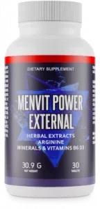 Was ist Menvit Power External? Wie funktioniert es?