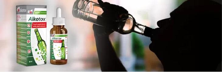 Was sind die Zutaten von Alkotox?