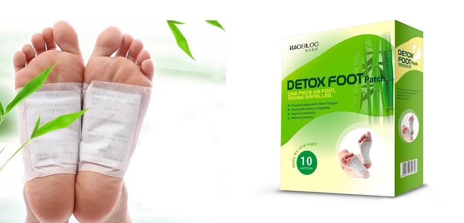 Was sind die Zutaten von Nuubu Detox Patch?